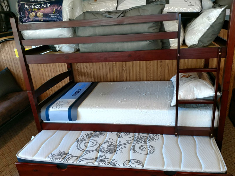 Bunk Bed With Futon Canada